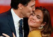 Coronavirus. Soția premierului canadian Justin Trudeau a fost testată pozitiv