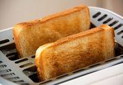 Pâinea prăjită este nelipsită de la micul dejun! Specialiștii atrag atenția: Legătura dintre cancer și consumul de pâine părjită