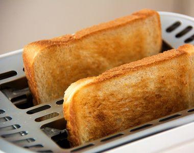 Pâinea prăjită este nelipsită de la micul dejun! Specialiștii atrag atenția: Legătura...