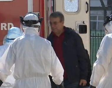 VIDEO| Panică la nivel înalt: Senatorul Vergil Chițac a purtat coronavirusul peste tot