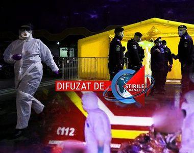 VIDEO | România se apropie fulgerător de scenariul 3 în lupta împotriva temutului virus