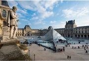 Muzeul Luvru, Castelul Versailles şi Turnul Eiffel au fost închise