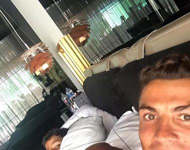 Cristiano Ronaldo, mesaj important despre CORONAVIRUS