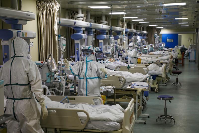 Coronavirus: China a raportat sâmbătă doar 11 noi cazuri de contaminare