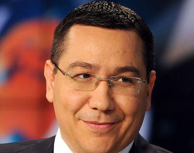 Ponta, despre învestirea Guvernului: Am votat împotriva acestei mascarade