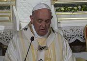Toate slujbele ţinute de Papa Francisc de Paşti vor avea loc fără public