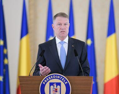 """Stare de urgență în România. Lista măsurilor aplicate de astăzi. Iohannis: """"Dragi..."""