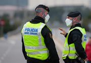 Spania anunţă aproape 1.000 de noi cazuri de contaminare cu noul coronavirus luni. Bilanţul morţilor creşte