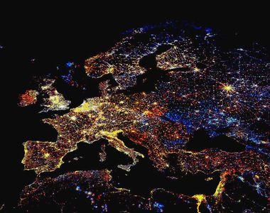 În plină pandemie pământul respiră din nou! Imagini virale din satelit