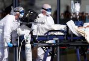 Bilanț tragic în Italia: 349 de morţi și 3.233 de cazuri noi