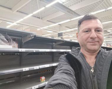 """Reacția lui Christian Sabbagh când a ieșit la cumpărături: """"A început vreun razboi și..."""