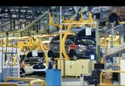 Angajații Ford Craiova, în somaj tehnic