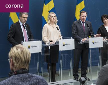 Suedia este într-o altfel de luptă cu coronavirusul