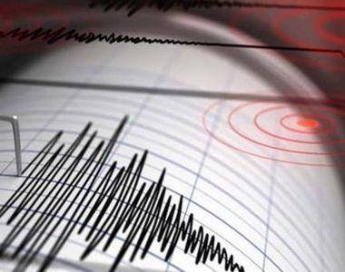 Cutremur miercuri dimineața în România
