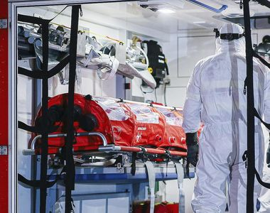 Primul pacient vindecat de coronavirus din Torino, diagnosticat din nou pozitiv