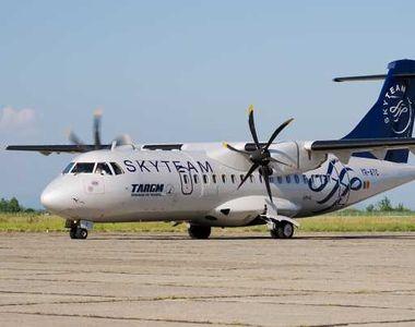 Pilot din flota ATR a Tarom, confirmat cu coronavirus. A intrat în contact cu alţi nouă...