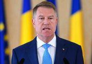 Klaus Iohannis cere Parlamentului reexaminarea şi completarea legii privind scutirea de impozit pentru jurnalişti