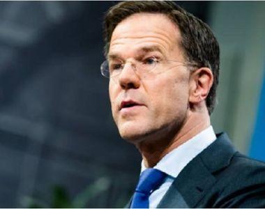 Premierul Mark Rutte le cere olandezilor să stea liniştiţi, există suficientă hârtie...