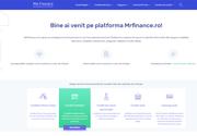 Noua platformă mrfinance.ro   Te ajută să îți gestionezi finanțele și în timpul COVID-19