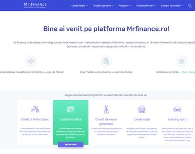 Noua platformă mrfinance.ro | Te ajută să îți gestionezi finanțele și în timpul COVID-19