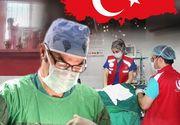 VIDEO| Aplauze în Turcia pentru cadrele medicale care se luptă în aceste zile cu noul coronavirus. Un exemplu de apreciere și solidaritate!