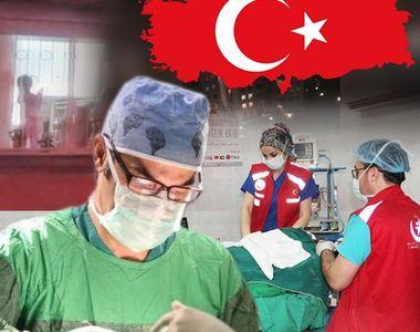 VIDEO| Aplauze în Turcia pentru cadrele medicale care se luptă în aceste zile cu noul...