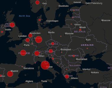 Informații oficiale: aproape 14.000 de contaminări cu noul coronavirus în Germania şi...