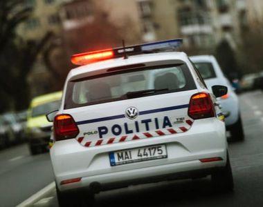 Bărbat audiat de poliţiştii din Capitală după ce ar fi scuipat, în trafic, o persoană...
