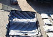 Bistriţa-Năsăud: Peste 9 kilograme de cannabis şi cocaină, indisponibilizate/ Drogurile proveneau din Spania