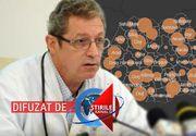 VIDEO| Avertismentul lui Adrian Streinu Cercel: 80% dintre români vor fi infectați cu coronavirus într-un an, doi