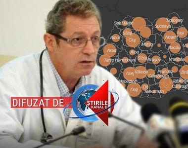 VIDEO| Avertismentul lui Adrian Streinu Cercel: 80% dintre români vor fi infectați cu...