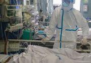 VIDEO| Un pacient din Filiași, infectat cu coronavirus, în stare gravă. Are și cancer în fază terminală