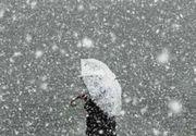 VIDEO | Iarnă în mijlocul primăverii