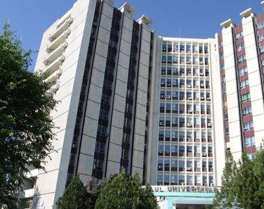 VIDEO | Alertă la Spitalul Universitar din București din cauza coronavirusului