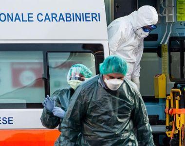 Bilanț dramatic în Italia: 793 de oameni au murit de coronavirus în ultimele 24 de ore