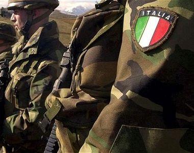 Coronavirus: armata din Italia se implică în producţia de ventilatoare pentru...