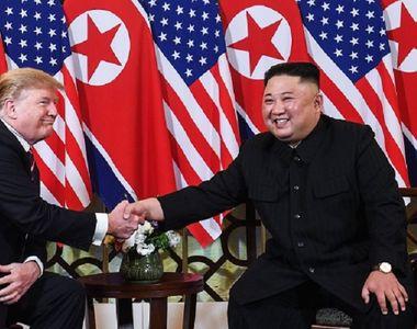 Coreea de Nord susţine că Trump i-a adresat lui Kim Jong Un o scrisoare personală în...