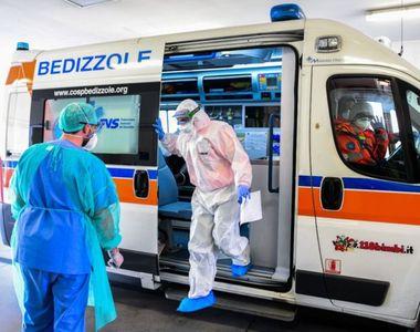 Italia: 651 de persoane au murit în ultimele 24 de ore din cauza coronavirusului....