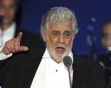 Placido Domingo a anunţat că este infectat cu coronavirus