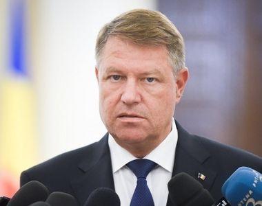 Președintele Klaus Iohannis: Toate datele arată că noul coronavirus poate fi letal...