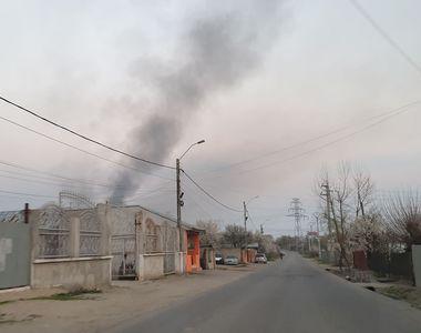 Arderile ilegale de lângă București care îmbolnăvesc mii de oameni anual, nicio șansă...
