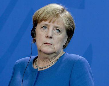 Primul test de coronavirus al cancelarului german Angela Merkel a fost negativ
