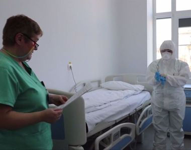 Suceava: Dosar penal in rem, după ce la Spitalul Judeţean 52 de cadre medicale au fost...