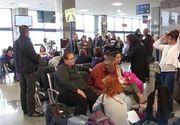 Al patrulea avion cu români repatriaţi din Italia va ateriza marţi seara pe Aeroportul Mihail Kogălniceanu