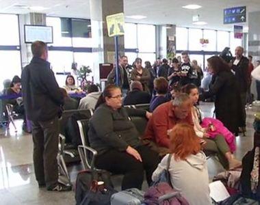 Al patrulea avion cu români repatriaţi din Italia va ateriza marţi seara pe Aeroportul...