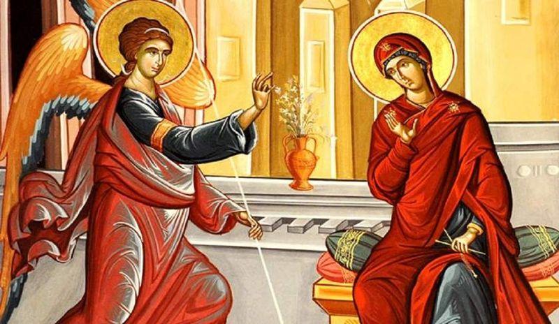 Buna Vestire 2020  Calendar ortodox 25 martie 2020  Ce sarbatoare e azi