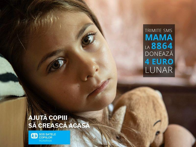 Silvia Ioniță, mesaj emoționant pentru copiii aflați în grija SOS Satele Copiilor