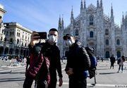 Peste o mie de pacienţi vindecaţi de coronavirus în 24 de ore în Italia