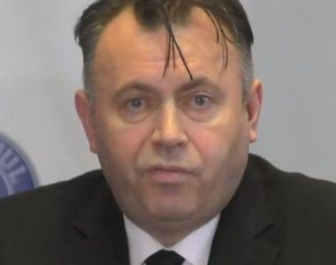 Tătaru spune că testarea persoanelor din Bucureşti va începe cu personalul medical