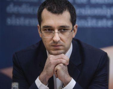 Vlad Voiculescu: Testarea tuturor oamenilor din Bucureşti pentru COVID-19 va dura patru...